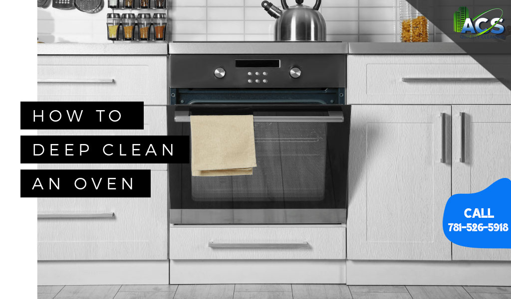 Easy Way To Deep Clean An Oven